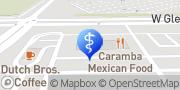 Map Aspen Dental Glendale, United States