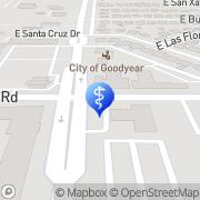 Map Palm Valley Pediatric Dentistry & Orthodontics Goodyear, United States