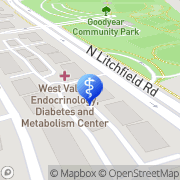 Map Golden Apple Medicine Goodyear, United States