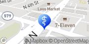 Map Blackjack Collective Las Vegas, United States