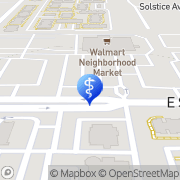 Map Tri State Dental Las Vegas, United States