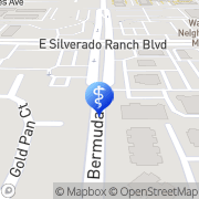 Map Silverado Family Dental I Las Vegas, United States
