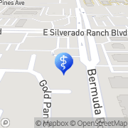 Map Silverado Family Dental Las Vegas, United States