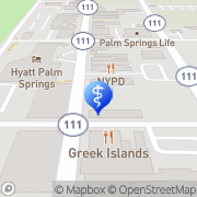 Map Dr. Mark Smith Palm Springs, United States