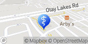 Map The Super Dentists Chula Vista, United States