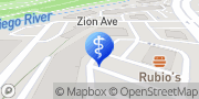 Map Dr. Paige Woods, DDS San Diego, United States
