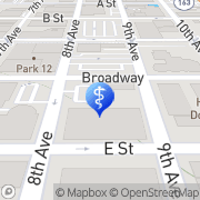 Map Action Urgent Care San Diego, United States