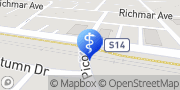 Map Grand Vision Optometry San Marcos, United States