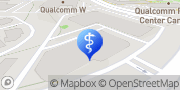 Map Concentra Urgent Care San Diego, United States