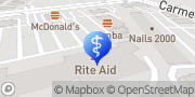 Map Shoreline Sober Living - Sober Living San Diego San Diego, United States
