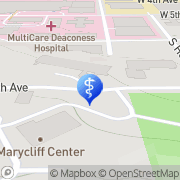 Map Fraley & Associates  Spokane, United States