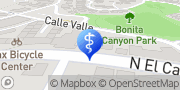 Map Seaside Skin Care San Clemente, United States