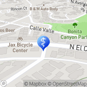 Map OC Couple and Family Therapy San Clemente, United States