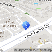 Map Reza Govashiri, MD Lake Forest, United States