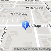 Map MD EyeCare Orange, United States