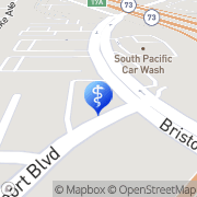 Map Business Closed Costa Mesa, United States