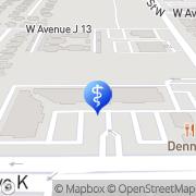 Map Lancaster Dental Group Lancaster, United States
