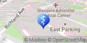 Map Raffi Chalian, M.D. FACOG Glendale, United States