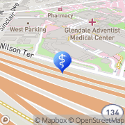 Map Arends Gary L D.O. Glendale, United States