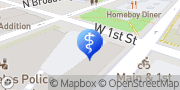 Map David S. Kao DDS Inc  Los Angeles, United States