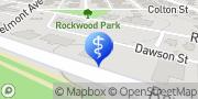 Map Amber MRI Los Angeles, United States