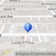 Map Ace Chiropractic Clinic Glendale, United States