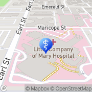 Map Providence Little Company of Mary Medical Center - Torrance Maternity Center Torrance, United States