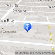 Map Personal Dental Office Los Angeles, United States