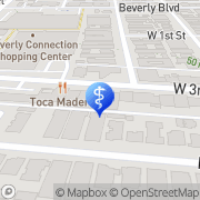 Map Kotton MD Los Angeles, United States