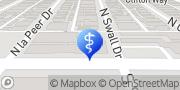 Map FELDMAR AESTHETICS PLASTIC SURGERY Beverly Hills, United States