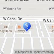Map Aspen Dental Kennewick, United States