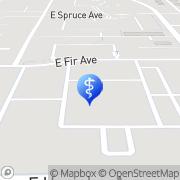 Map Center For Bone & Joint Surg Fresno, United States