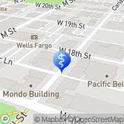 Map Ekizian Family Chiropractic Center Merced, United States