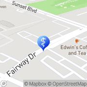 Map Wada Craig S DDS Rocklin, United States