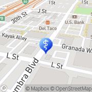 Map Gnc Sacramento, United States