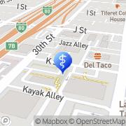 Map Shaari Said DDS Sacramento, United States