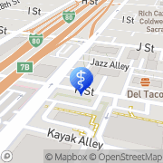 Map Alvio Medical Group Sacramento, United States