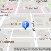 Map Dillon, Kristen, Md - Columbia Gorge Family Med Hood River, United States