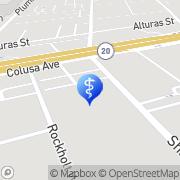 Map Nunes Jean LCSW Yuba City, United States