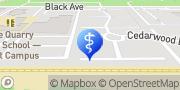 Map Cedarwood Pleasanton Dentistry Pleasanton, United States