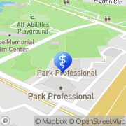 Map Medical Institute of Healthy Aging Walnut Creek, United States