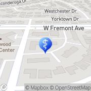Map Olive Tree Dental Sunnyvale, United States