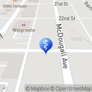 Map Amy Norman DDS, PS Everett, United States