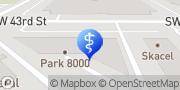 Map Clearvue Vision Center Kent, United States