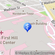 Map Swedish House Calls At Home Express Care - Seattle Seattle, United States