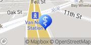 Map Maurice K. Fretty, DC San Francisco, United States