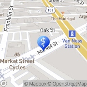 Map Civic Plaza Chiropractic San Francisco, United States