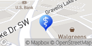 Map Pacific NW Medical/Legal Consulting Lakewood, United States