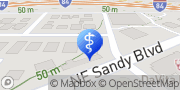 Map The Wellness Center Pdx Portland, United States