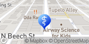 Map Mississippi Chiropractic Portland, United States